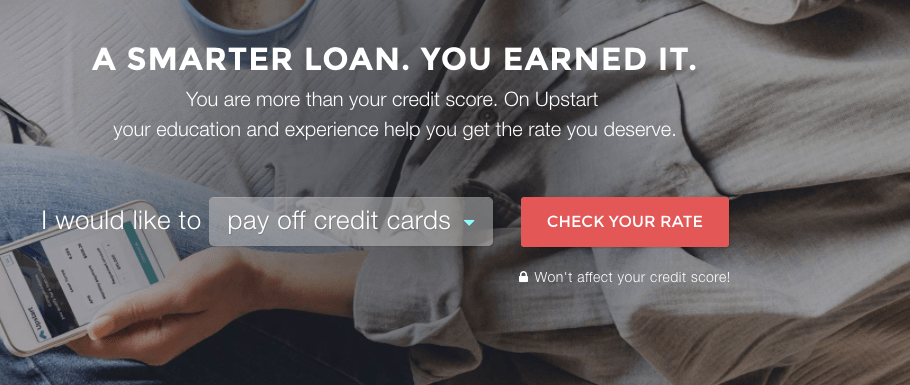 Upstart Review + How to Get Started Applying for an Upstart Loan