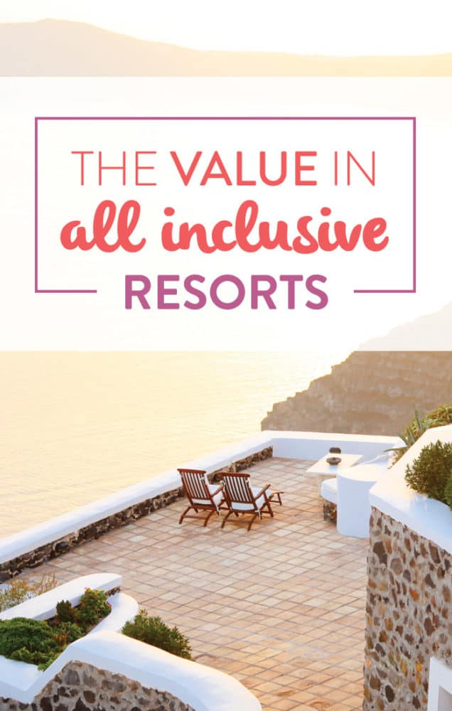 Looking for a budget friendly vacation that packs a lot of value? Consider all inclusive resorts for these five reasons.