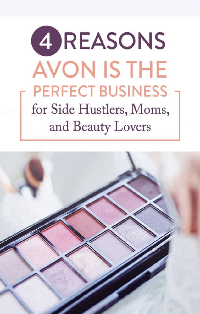 See why so many women love using Avon as a side business or way to replace full time income after opting to stay at home with the children.