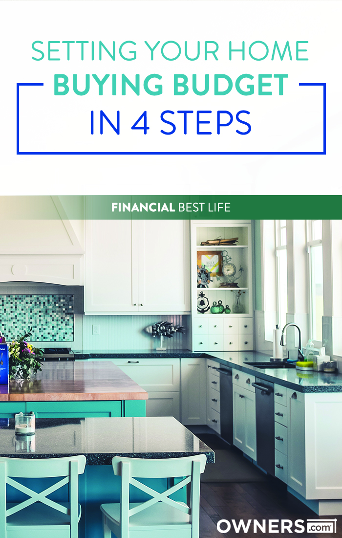 Buying your first home? Here's how to set a home buying budget.