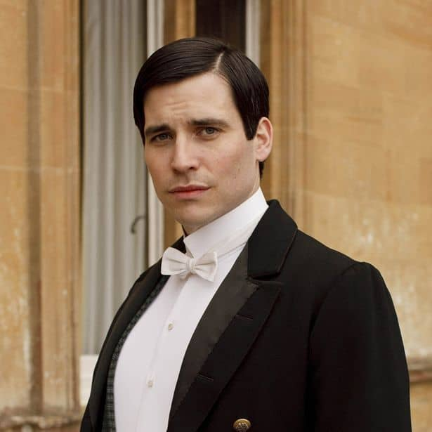 DownTown Abbey- Rob James Collier