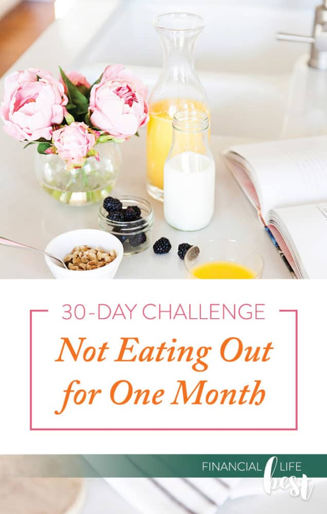 How to Stop Eating Out (And What I Learned Cooking at Home for 30 Days)