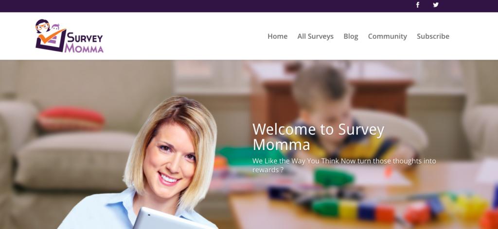 best survey sites - surveymomma.com