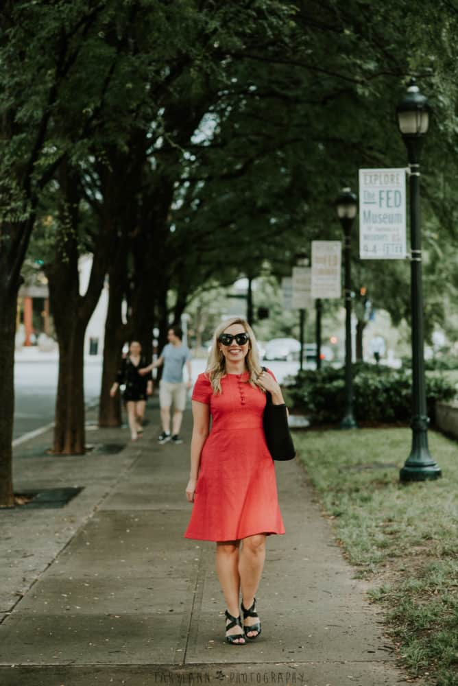 Summer Shopping for Clothes on a Budget: Love this Look!