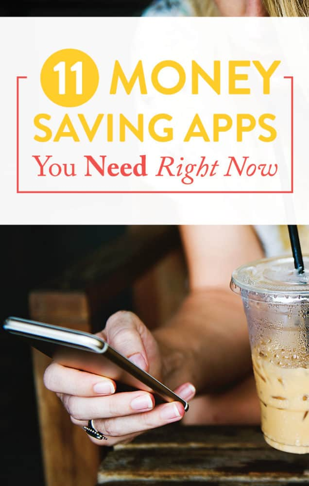 The 11 money saving apps you need on rotation to build your bank account and manage your life better.