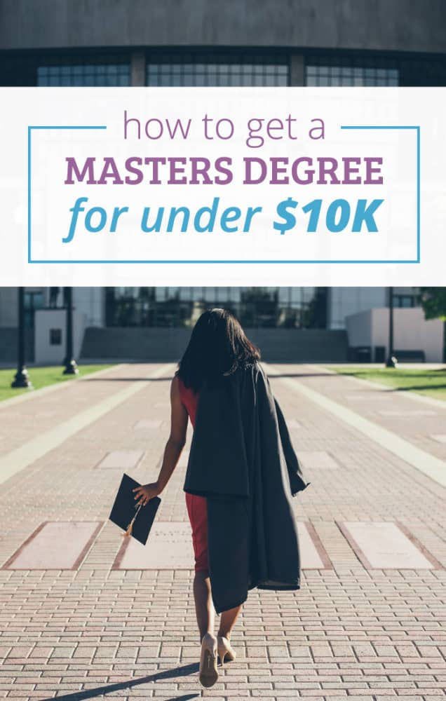 Get your masters degree for under $10k with Capella University Flexpath #spon