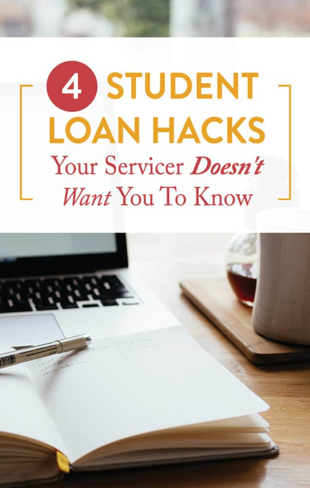 4 student loan hacks services do not want students to know.