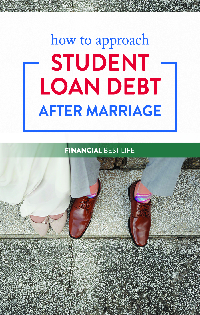 "LB Asks: ""How Do You Approach Student Loan Debt After Marriage?"""