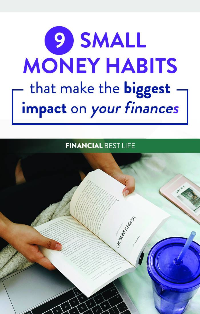 9 Small Money Habits with The Biggest Impact