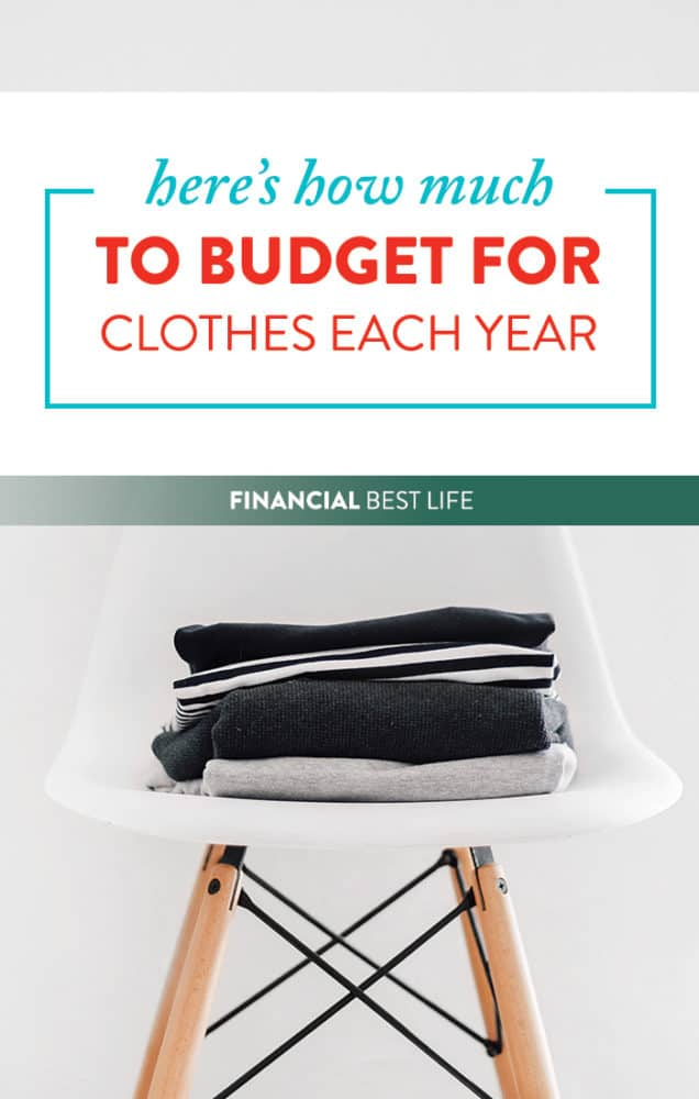 How Much Should I Spend on Clothes? (+ 9 Tips to Stay on Budget)