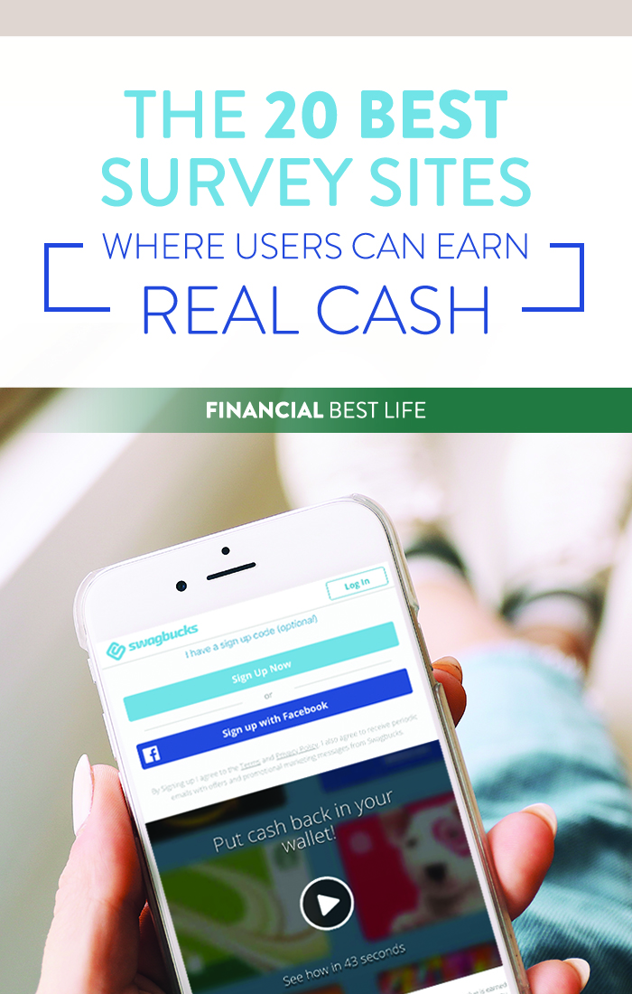 The Best Survey Sites Where Users Can Earn Real Cash