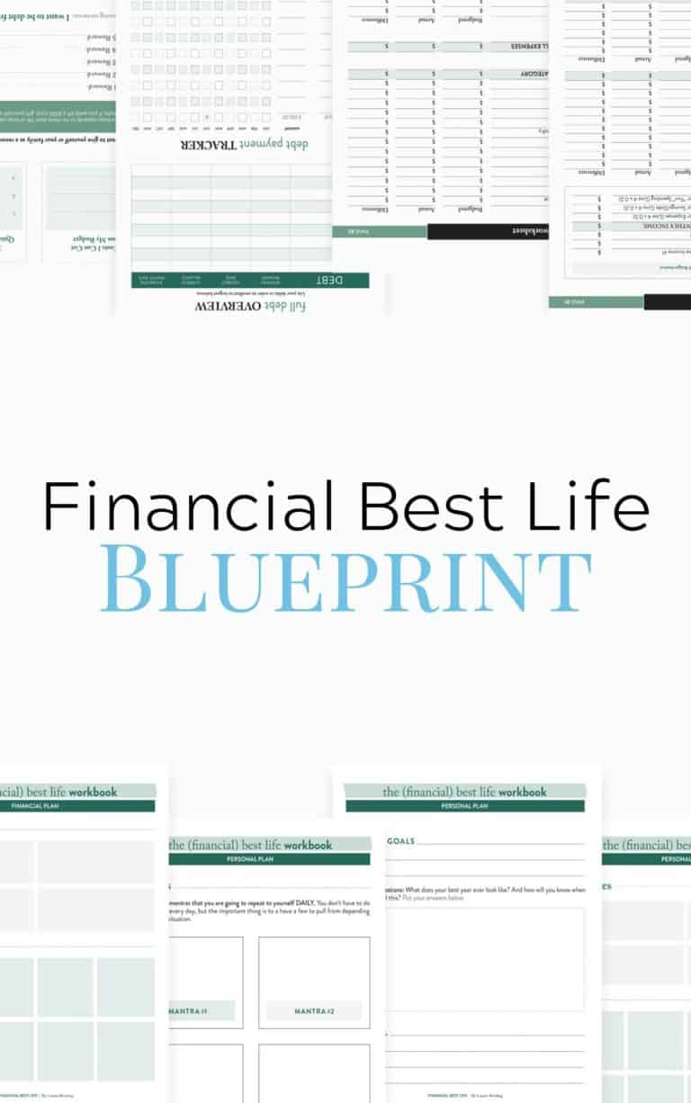 Financial Best Life Blueprint