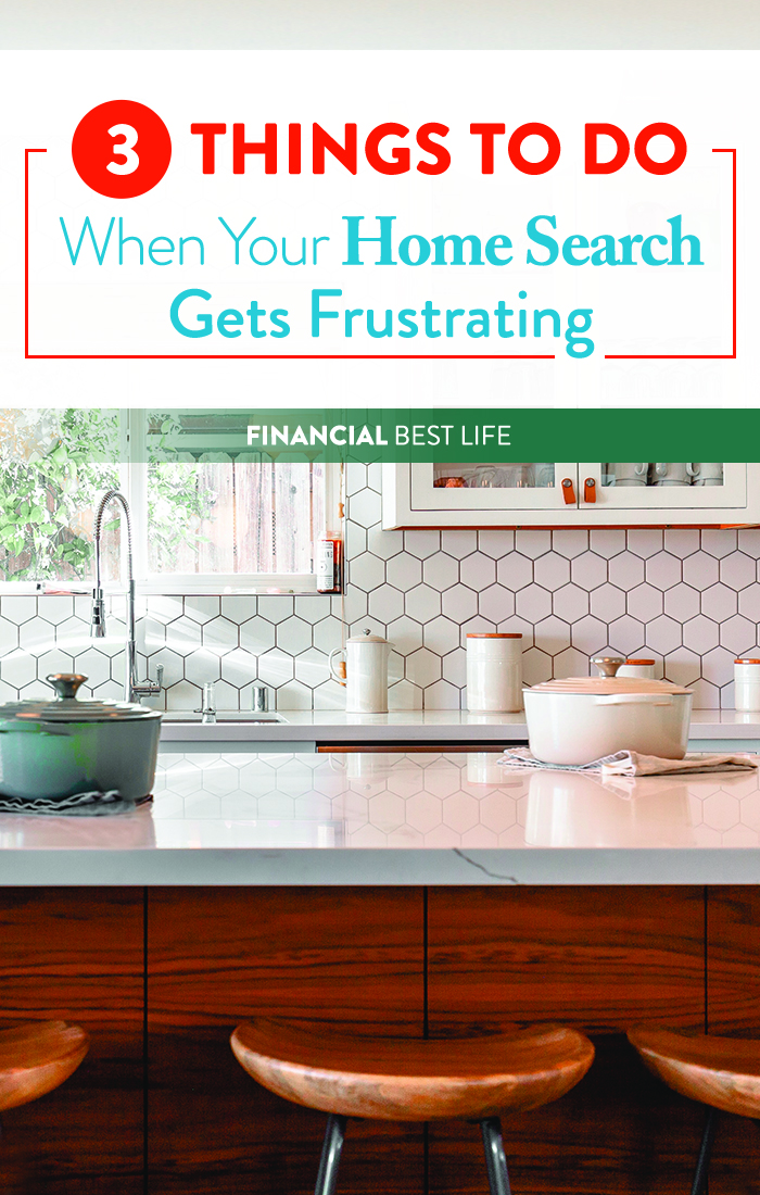 What to do when your home search becomes overwhelming